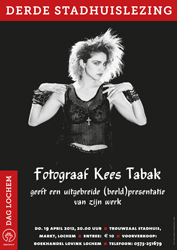 affiche kees tabak
